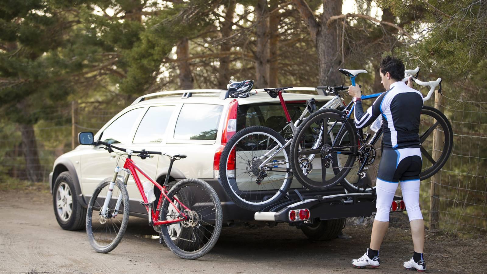 Beste fietsdrager voor op de auto