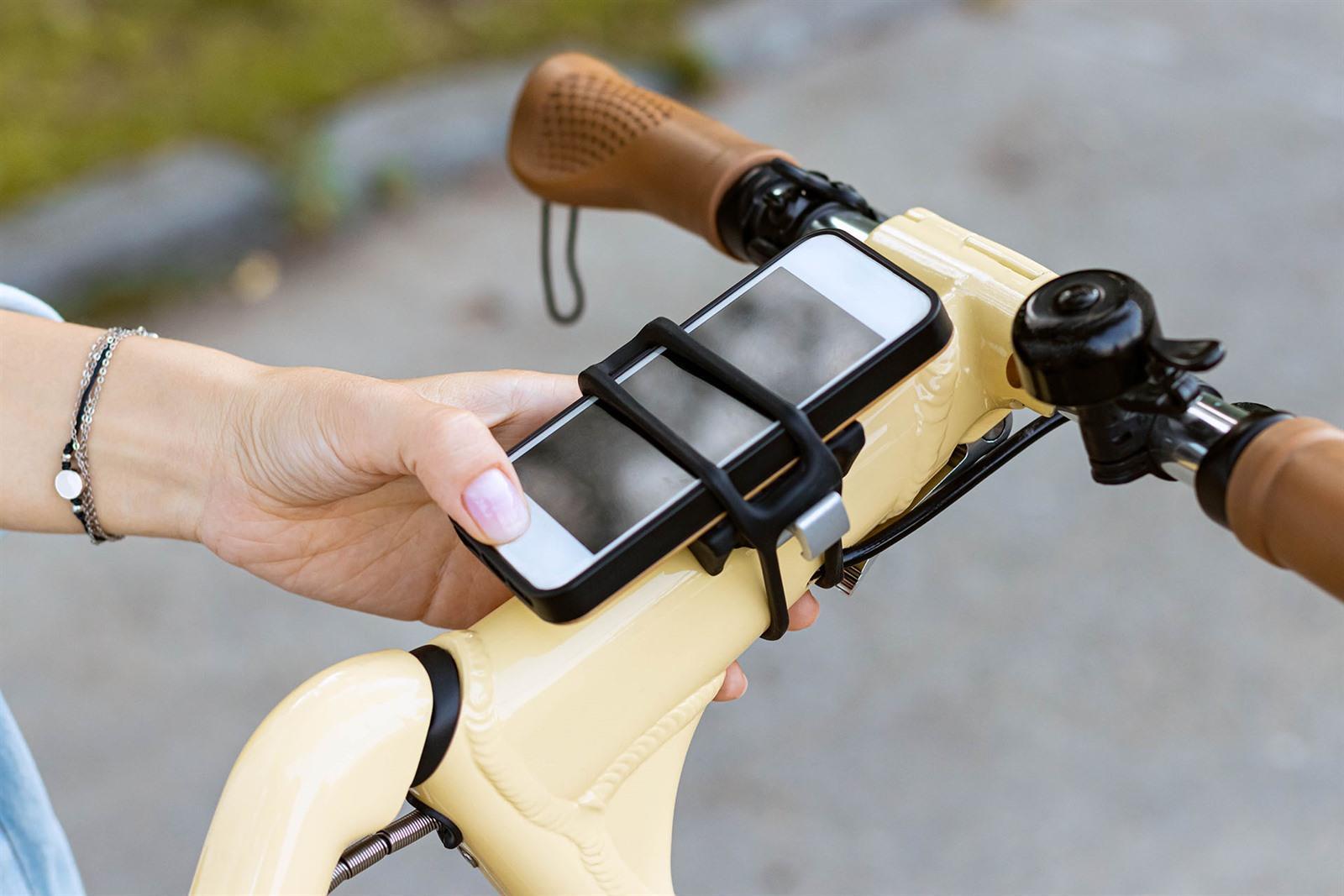Beste telefoonhouder voor je fiets