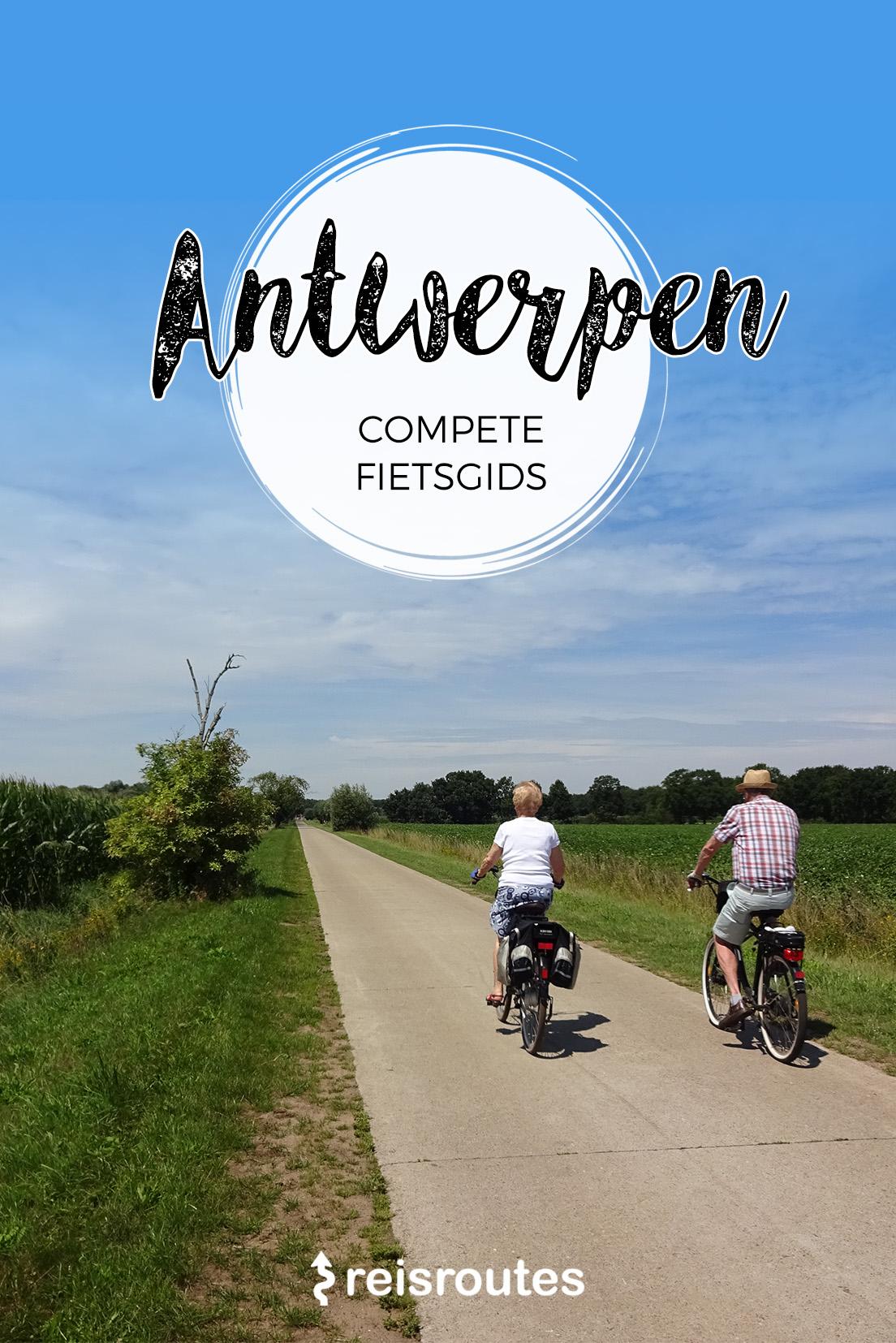 Fietsgids Antwerpen