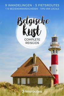 Fietsgids Belgische Kust
